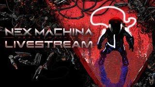 Nex Machina: Death Machine Crazy Shoot 'Em Up Livestream