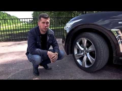 InfinitI FX 50 Обзор от Антона Воротников в Ангар Авто
