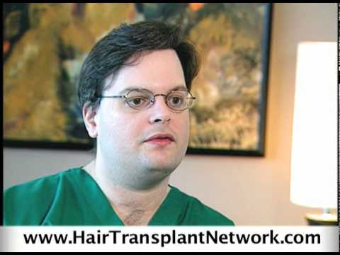 Hair Transplant - Dr. Alan Feller on Follicular Unit Extraction (FUE) Hair Transplant Surgery