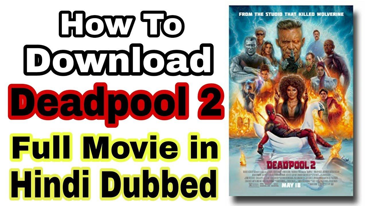 deadpool 2 full movie in hindi download worldfree4u