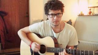 James TW - When You Love Someone (acoustic guitar cover)