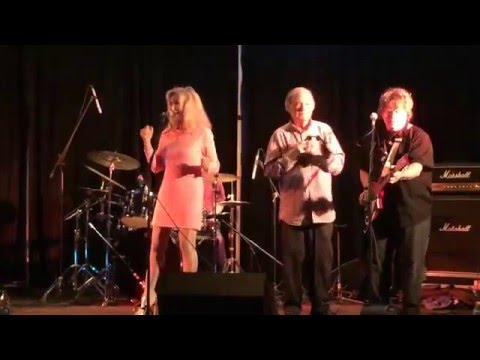 Muscle Bustle-Donna Loren Live with The Rip Chords (3/14/14)