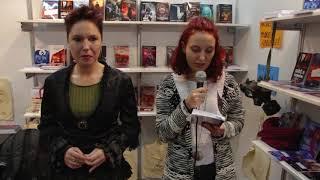 """Lansare """"Recolta roșie"""", Gaudeamus 2017 - Alexandra Medaru"""