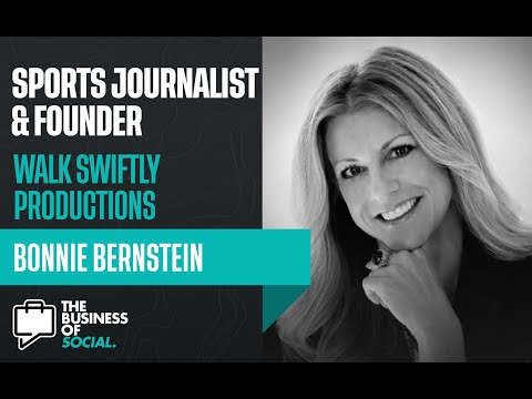 Ep 56: Predicting The Future of Media & Sports with Bonnie Bernstein