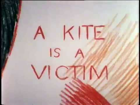 """A Kite Is A Victim"" - Poem by Leonard Cohen (Read by Paul Hecht)"