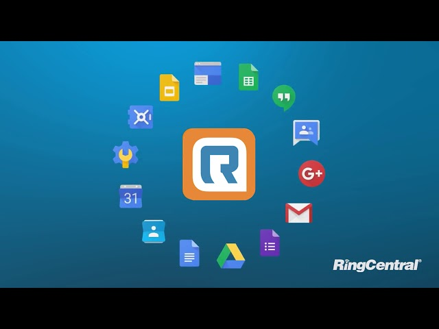 RingCentral for Google Overview