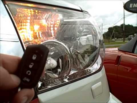 2015 Toyota Sequoia Remote start installed in Erie Pa  YouTube