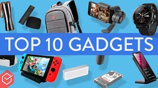 O QUE IMPORTAR DA CHINA EM 2018? | TOP 10 GADGETS!