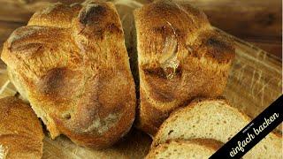 St. Galler Brot Rezept  mit Übernachtgare