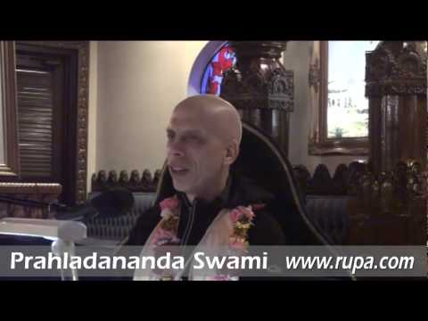 Lecture - Prahladananda Swami - SB 8.22.1-2