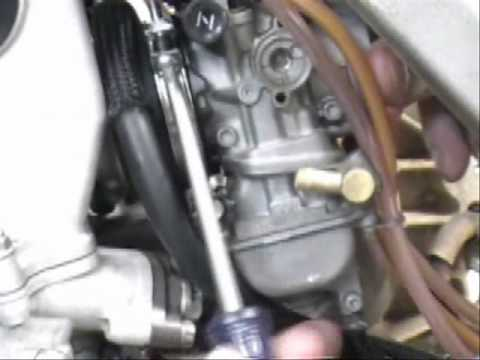 2008 Honda Rancher Wiring Diagram How To Install A 4 Stroke Carb Youtube