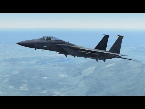 DCS: F-15C BVR Basics Tutorial