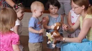 Игровая терапия в обучении и воспитании детей младшего возраста