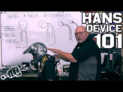 3 Things you Need to Know about a HANS Device  - Rock Rods Tech