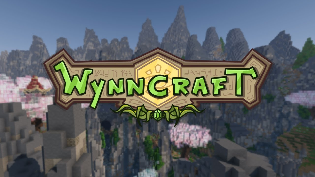 Wynncraft Is A Full MMORPG Built Entirely In Minecraft Over