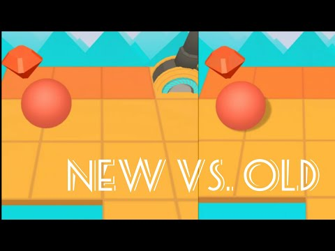 Rolling Sky- Massif Old VS. New