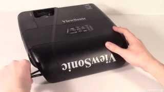 Смотреть видео Обзор проектора Viewsonic PJD6350 / Обзоры и тесты проекторов / Myprojector.RU
