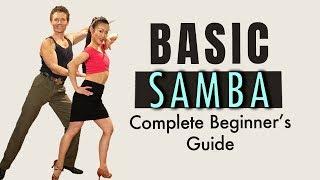 Basic Samba TOP TEN STEPS & Routine
