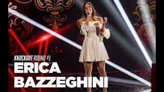 "Erica Bazzeghini  ""Specchi"" - Knockout - Round 1 - TVOI 2019"