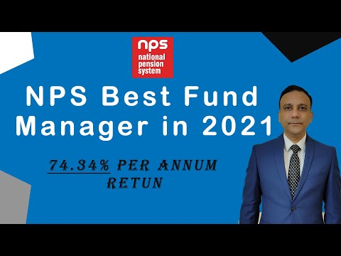 Best Pension Fund Manager for NPS Tier 1 in 2021 | Double Your Pension| PFM Performance in NPS Tier1