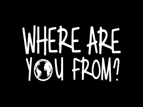 Where Are You From? Project April 2018 Roatan Event / Garifuna Settlement Day