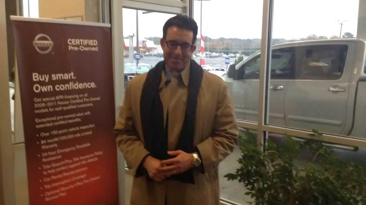 Scott Reviews His Purchase At Patterson Nissan In Longview Texas