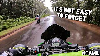 Gokarna To Dandelli | Hard To Ride Bcoz Of This ???Ninja 650 தமிழில்