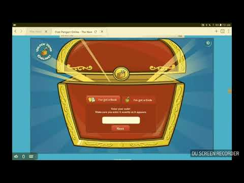 (Club penguin online!) New code for 24 hours and [the wilderness Expedition party!] Walkthough! #1