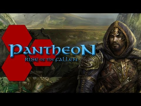 Pantheon: Rise of the Fallen – Pre-Alpha Gameplay and Impressions – TheHiveLeader