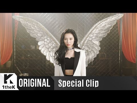 Special Clip(스페셜클립): SUNMI(선미) _ Heroine(주인공)