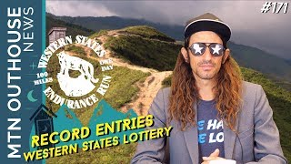 Record WS100 Lottery Applicants, 50 Mile Attempt Bust! & Donut Marathon | MTN OUTHOUSE NEWS