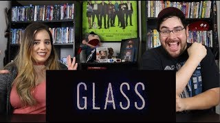 Glass - Comic Con Official Trailer Reaction / Reveiw