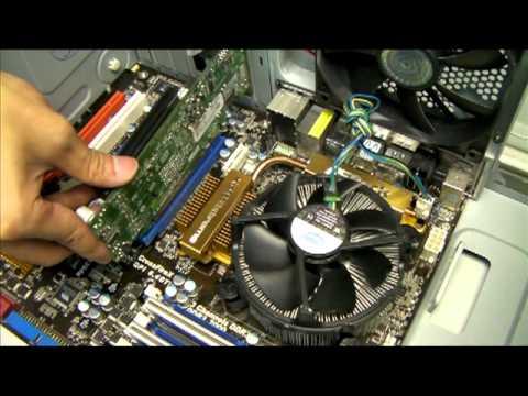 電腦砌機教學 ( Intel Core i7 DIY 砌機) - 電腦維修系列 - YouTube