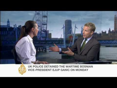 Call to extradite ex-Bosnia leader