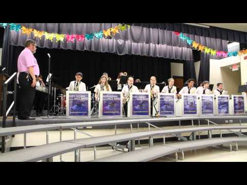 Eustis Middle School Mustang Jazz Band