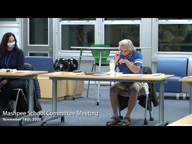 School Committee 11-18-20