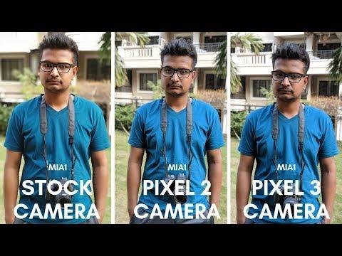 Download Google Camera Xiaomi Mi A1 Vs Google Pixel 2 Vs