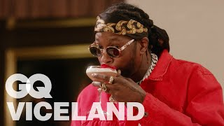 2 Chainz Drinks a $2,500 Cocktail | Most Expensivest | VICELAND & GQ