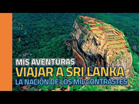 SIRIGIYA 🍵 CEYLAN TEA y TREN PANORÁMICO 🚂 Viaje a SRI LANKA 🇱🇰