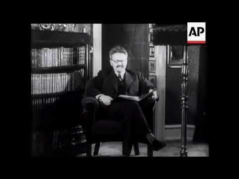 Exclusive - Trotsky Sees Decline of Europe
