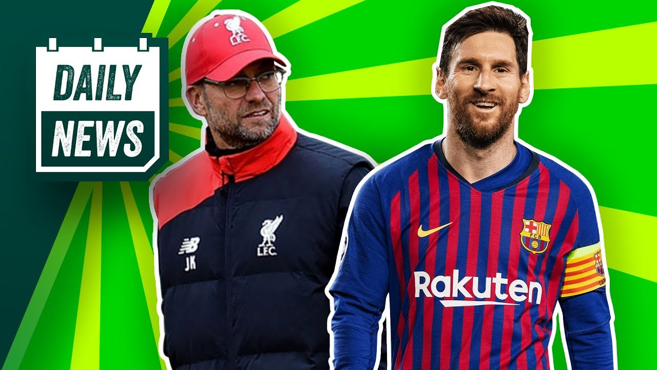 new product 0c615 5e5e3 Messi MAGIC as Barca beat Liverpool 3-0 + Eriksen agrees Real Madrid move  ►Onefootball Daily News