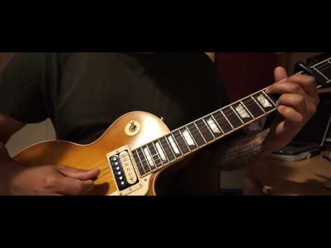 The Outsider' band - Maili Guitar lesson (NGT)
