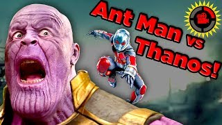 Film Theory: Thanos vs Ant Man - Cracking Endgame's Biggest Meme!