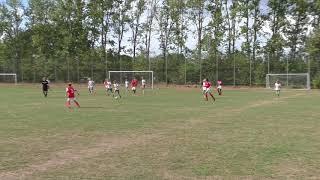 Kronborgs cup: Bagsvaerd Boldklub:1 - Paiha