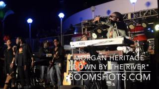 "Morgan Heritage ""Down By The River"" Live Pon Di Cruise"