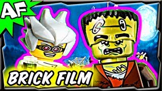 HOW TO MAKE A MONSTER - Lego Monster Fighters Brick Film