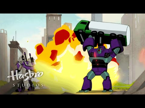 Transformers: Animated - Calling Out The Autobots