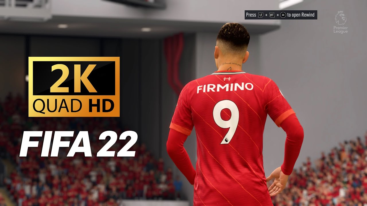 Download FIFA 22  -  Liverpool vs Manchester United PC Gameplay   2K