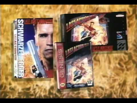 Last Action Hero Trailer 1993