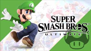 Ground Theme (Hurry Up!) - Super Mario Bros - Super Smash Bros Ultimate OST